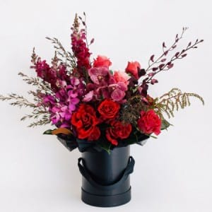 Romance Flowers Melbourne Delivery Lillypad Flowers